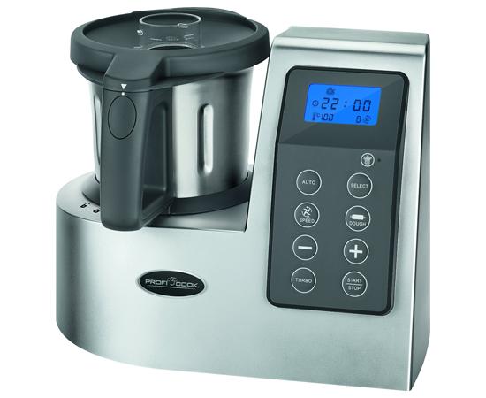 Robot de cocina proficook mkm 1074 10 funciones 9 for Robot de cocina oferta