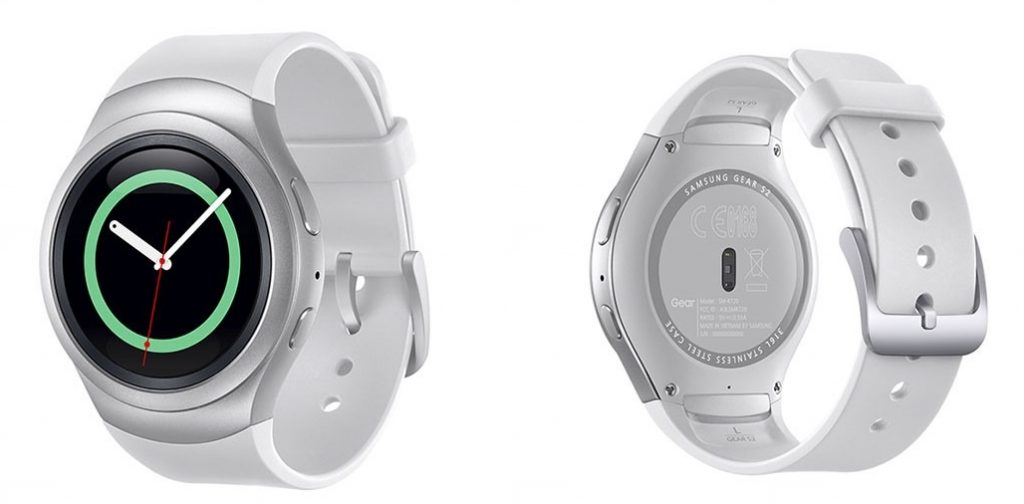 Smartwatch Samsung Gear S2 Sport negro 1,2″, 4GB por 189 ...