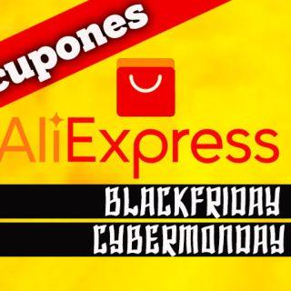 ¡Sigue el Black Friday en Aliexpress! Listado de mejores ofertas y cupones de hoy miércoles.