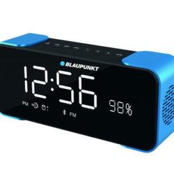 Blaupunkt BLP2000 Radio, despertador, altavoz inalámbrico Bluetooth por sólo 16,50€ en tiendas 59,00€!!