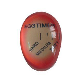 EggTimer, temporizador para cocer huevos duros perfectos por 1,73€ con envío gratis.