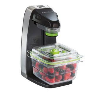 ¡Mas barata! Foodsaver FFS010X Fresh Appliance Envasadora al vacío para alimentos por 16,96€ antes 99,90€.