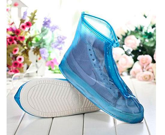 Cubre zapatos reutilizables para d as de lluvia 9 98 - Fundas para zapatos ...