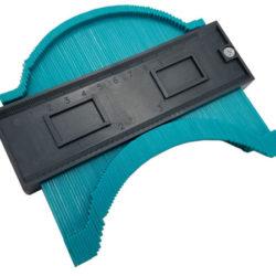 Plantilla de formas: herramienta para marcar y recortar piezas a medida por sólo 6,96€