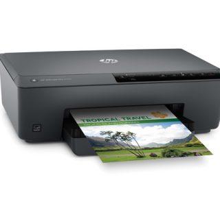Impresora de inyección de tinta HP OfficeJet Pro 6230 por 49,99€. Antes 89.90€.