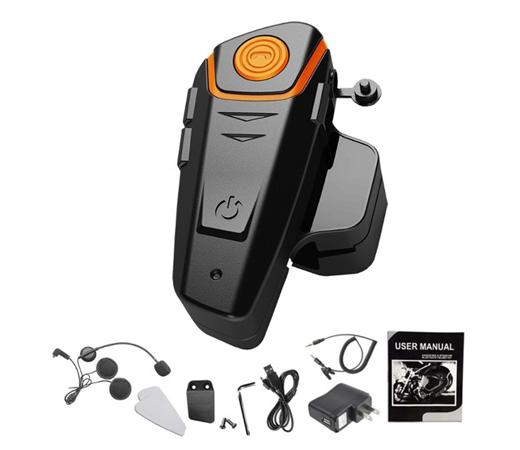 mejores telas valor por dinero precios increibles Oferta Flash!! Intercomunicador Bluetooth para motos BT-S2 ...