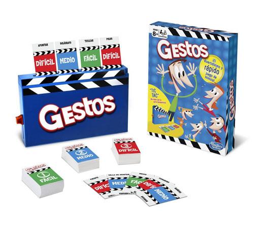 Juego De Mesa Caras Y Gestos De Hasbro Gaming Por 9 99 Chollos