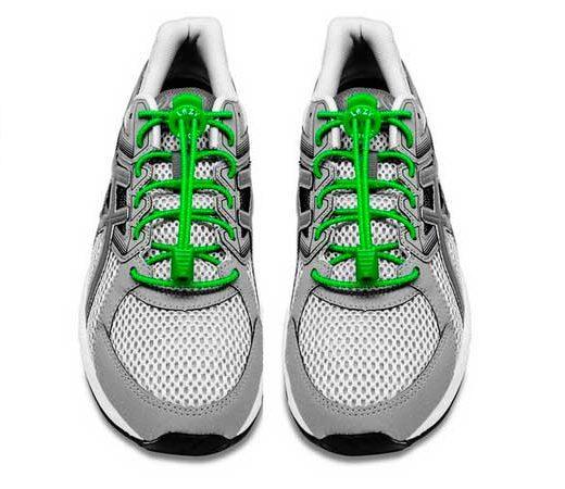 f99ab13eff837 Lazy Lock  cordones elásticos sin atar para zapatillas por sólo 9