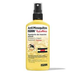Repelente de mosquitos Infantil para Isdin anti Mosquitos Pediatrics por sólo 6,99€.