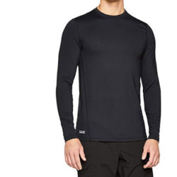 Camiseta de manga larga Under Armour TAC Crew Base  desde sólo 12,33€.