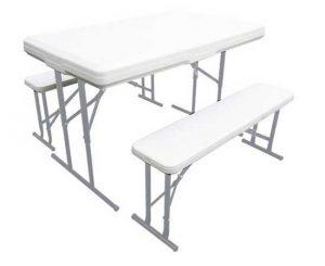 mesa-plegable-bancos-barata