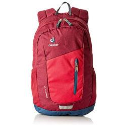 Mochila Deuter Stepout 12 en color rojo por sólo 18,37€ antes 46,40€!!