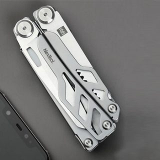 Herramienta multiuso Xiaomi HuoHou de acero inoxidable por 27,09€.
