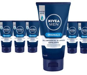 adc8abc5a El Nivea Men Originals Protege y Cuida, es un gel limpiador perfecto para  la higiene diaria del rostro, este gel además de refrescar y limpiar el  rostro, ...