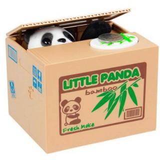 Panda Bank: una hucha diferente por sólo 7,79€.
