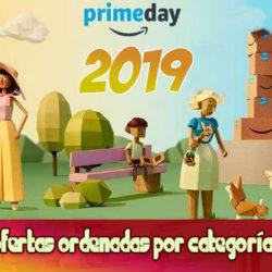 ¡Listado de ofertas del Prime Day ordenado por categorías!