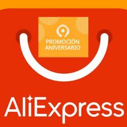 Prepárate para ahorrar en el 9º Aniversario de Aliexpress!!