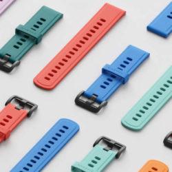 Correas originales para relojes Amazfit en 9 colores diferentes por sólo 6,07€.