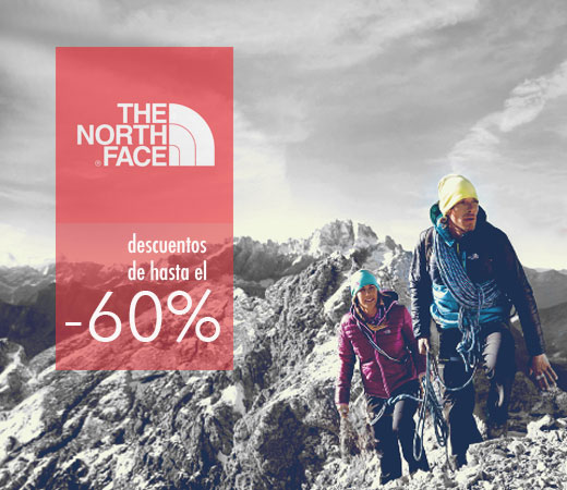 north face rebajas
