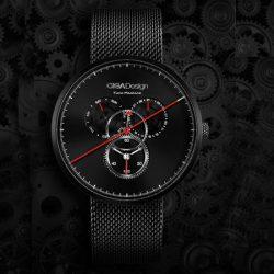 Reloj analógico de cuarzo Xiaomi Ciga Design por 62,83€!!