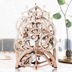 Reloj DIY de péndulo Robotime LK501 por 30,24€!!