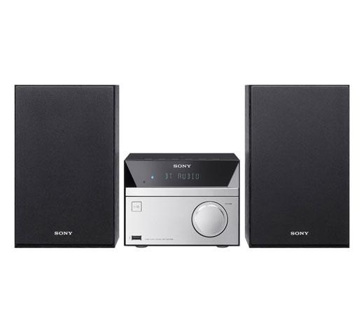 MicroCadena Sony CMT-SBT20B, con radio digital, FM ...