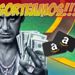 ¡Sorteamos dos cheques regalo de Amazon de 40 euros para gastar en el PRIME DAY!