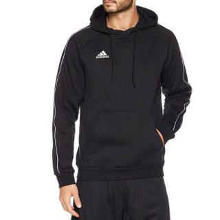 Sudadera con capucha Adidas Core 18 para hombre desde sólo 23,45€ antes 39,99€.