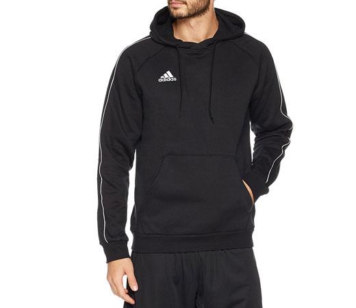 Sudadera con capucha Adidas Core 18 para hombre por 23 f05a9064f2a