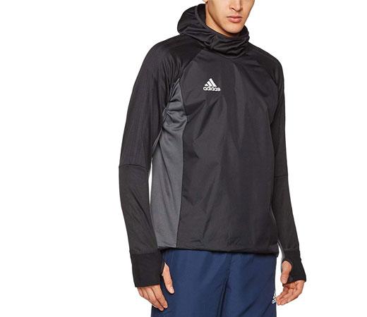 Sudadera Adidas Tiro 17 Warm en color negro para hombre desde solo 16 72ffe4c8317