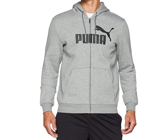 Sudadera Puma ESS Hoody Big Logo para hombre desde sólo 24 56af07bc1d7