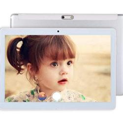 Tablet KXD de 10 pulgadas, Android 7,0, MTK8121, 4GB, 64GB, 3G, por sólo 63,99€.