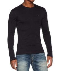 Camiseta de manga larga Original Longsleeve de Tommy Jeans por sólo 23,99€ antes 35,00€.