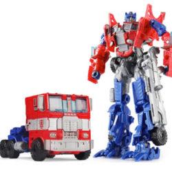 Robots Transformers convertibles, 10 modelos diferentes desde 5,71€.