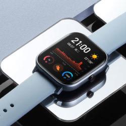 Nuevo Amazfit GTS, con corona, NFC y hasta 14 días de autonomía por sólo 123,08€ Con cupón descuento.