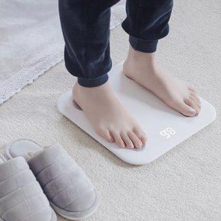 Xiaomi Smart Body Fat Scale 2,  báscula inteligente con medición de grasa corporal, masa ósea, metabolismo basal, nivel de agua por 16,59€.