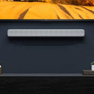 Xiaomi Mi TV Speaker, la barra de sonido de Xiaomi por 59 euros.
