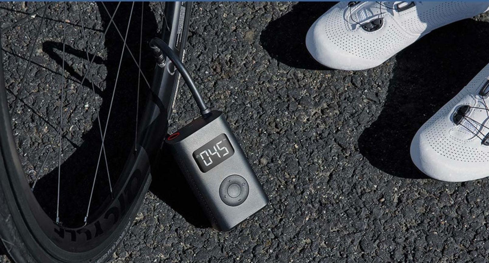 Xiaomi Mijia Electric Pump, el inflador eléctrico perfecto para las ruedas por 27,68€ envío desde España. – Chollos, descuentos y grandes ofertas – KeChollazo.com