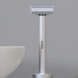 Xiaomi MKodo T1, maquinilla de afeitar eléctrica con 6 hojas de corte, impermeable y recargable por sólo 22,19€.