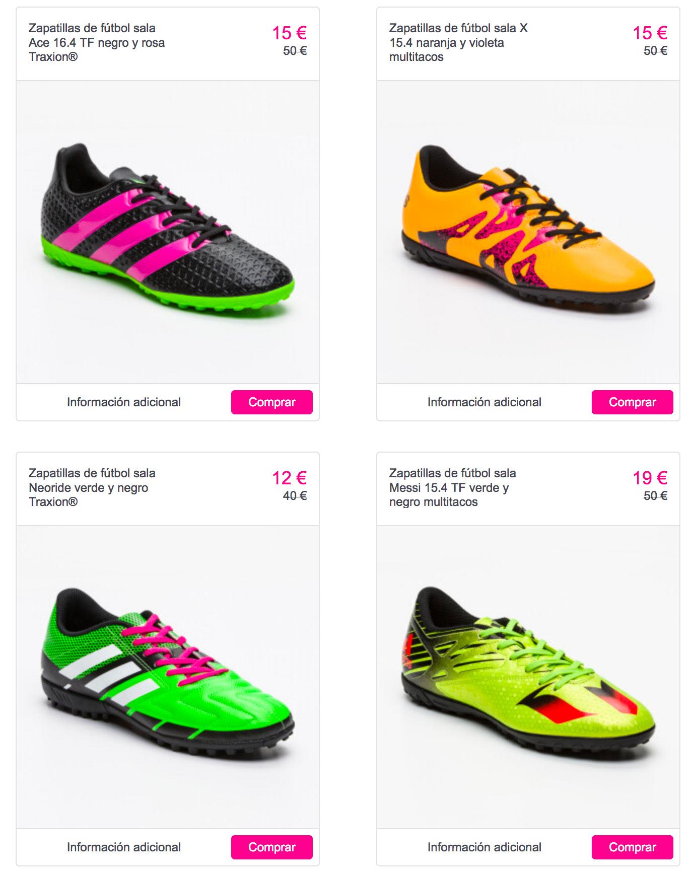 buy online 5a269 c0196 Completa la categoría Performance la sección para bebés y niños, en ésta  las zapatillas estarán disponibles desde la talla 22 hasta la 38,00 con  precios ...