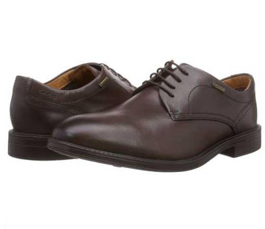 74 Por Cordones Gtx Zapatos Walk De Chilver 81 Clarks fwnqa0U