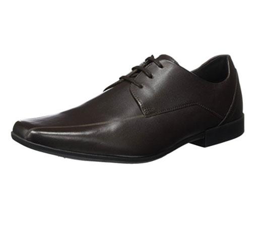 Zapatos de cordones Clarks Glement Over para hombre por 39,98€ antes  79,95€!!