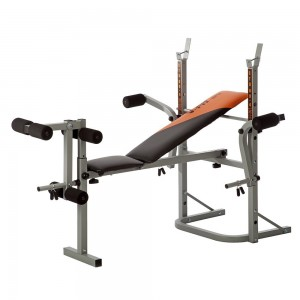 chollo Banco plegable para pesas V-Fit 1
