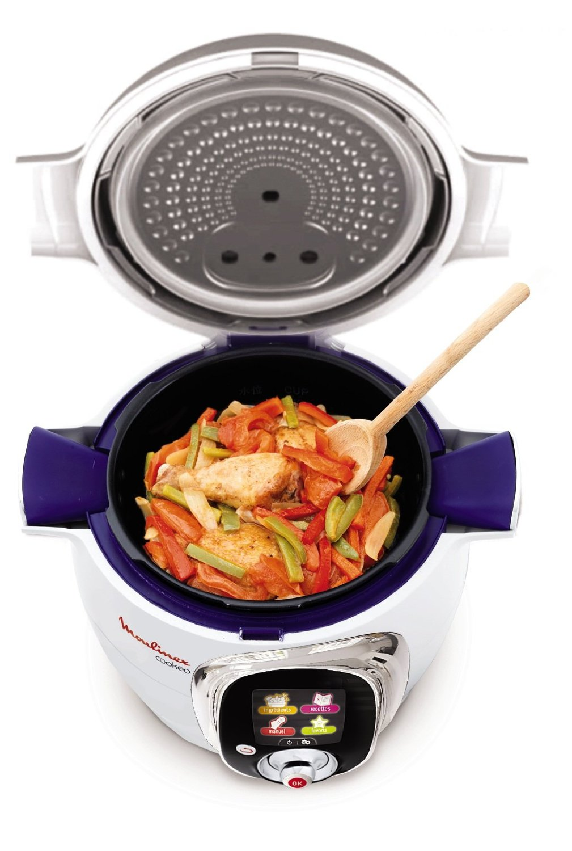 Oferta del d a robot de cocina moulinex cookeo 141 59 - Robot cocina amazon ...