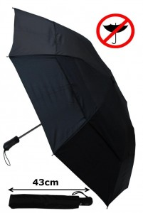 Paraguas resistente