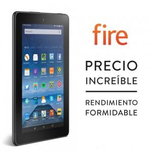 Kindle fire por apenas 59,99 euros
