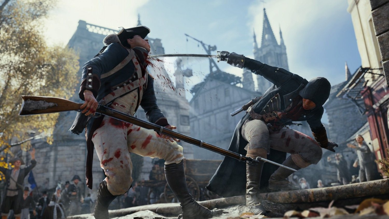 Assasins Creed Unity Xbox