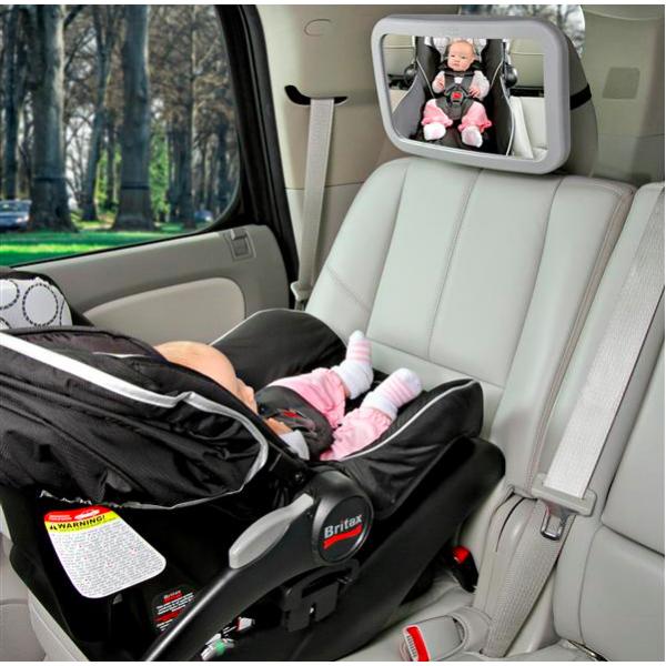Chollo retrovisor sillitas de beb para el reposacabezas trasero del coche 21 99 antes 51 - Espejo coche bebe amazon ...