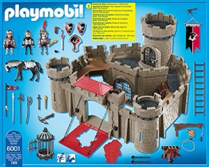 Castillo clicks de Playmobil