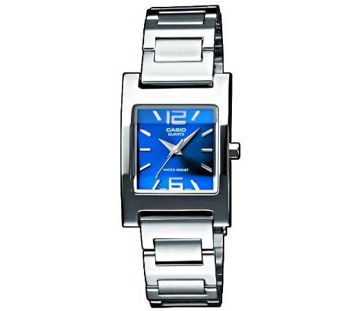 000dc8f7315 Chollo!! Reloj Casio de mujer Collection LTP-1283D con correa de acero  inoxidable por sólo 20 euros